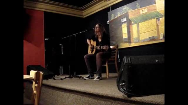 Calm of the Storm - Stephanie Meier (9.9.11) LIVE