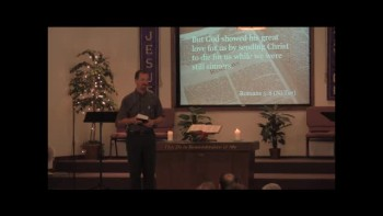 God's Response to 9-11 Dan DeWitt FBC Caney, KS