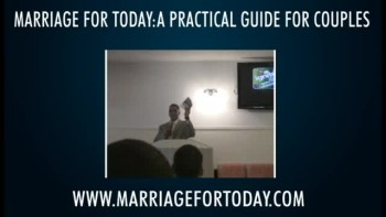 Marriage for Today A Practical Guide for Couples Book Promo