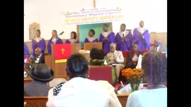 CIRCLE OF FAITH MINISTRIES CHOIR