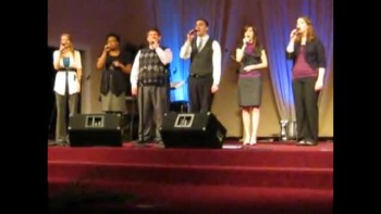 Malone Univ New Vision Doxology acapella 1