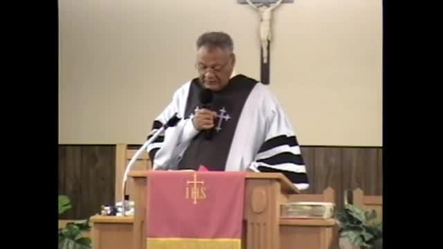 Dr. Levi Young Sermon 'SATAN THE OPPOSER