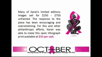 October Can't Wait: To Breast Cancer Awareness