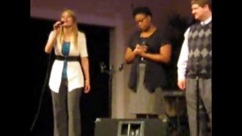 Malone Univ New Vision - solo We Are Not Ashamed