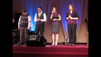 Malone Univ New Vision Amazing Grace SPECIAL VERSION clip 2