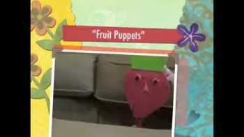 Fruit Puppet Craft