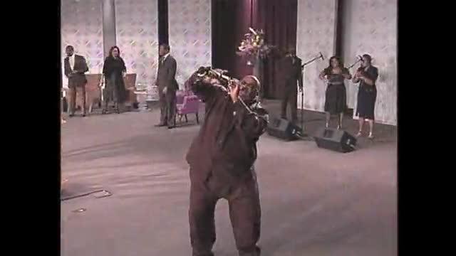 Praise Is What I Do by Gospel Saxophonist Darron McKinney