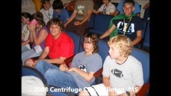 CBC 2008 Centrifuge Camp