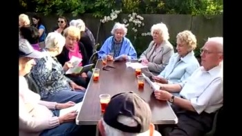 Hymns  Pimms 14 August 2011