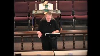 St. Matts Sermon 8-21-11