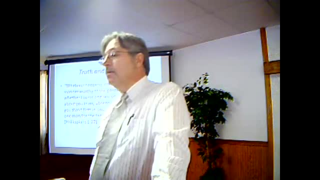 Sunday Morning Service 9-18-2011