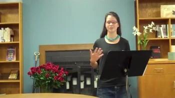 Amy's Self-Perception Speech