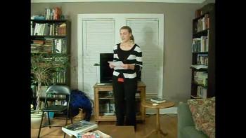 Anna Andersen Self Perception Speech