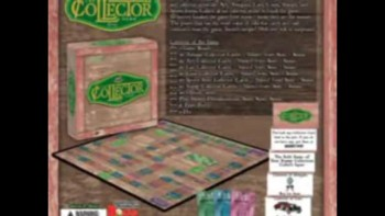 The Collector Game Board Game