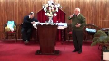 Se integro Vuelve al primer Amor y predica en todo momento 14-08-2011