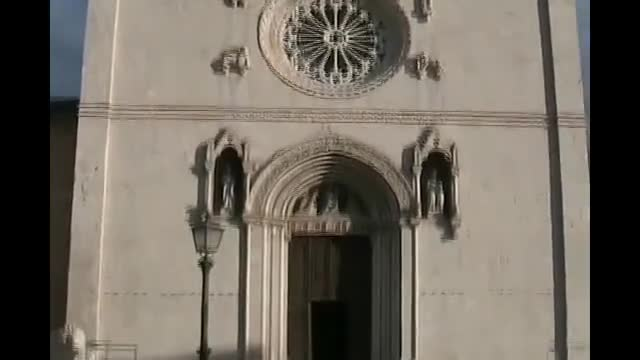 Monastery of St. Benedict, Norcia Italy Part 1