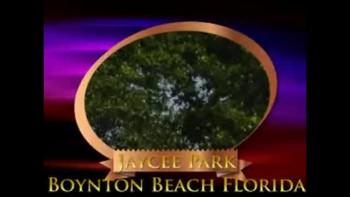 Jaycee Park Boynton Beach Florida