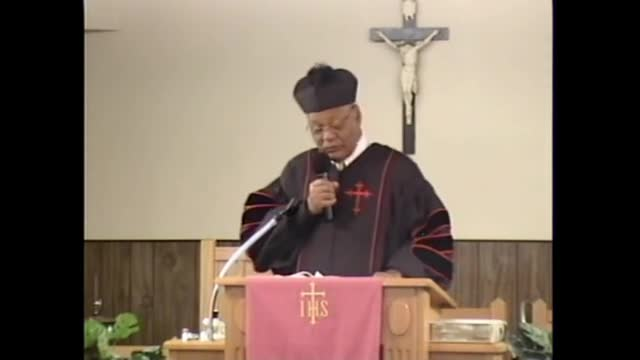 SERMON BY Dr Levi Young get in line with the word