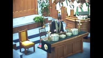 Sermon September 11th, 2011