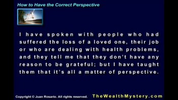 How to Have the Correct Perspective like Joel Osteen (Part 1)