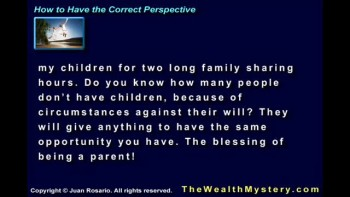 How to Have the Correct Perspective like Joel Osteen (Part 2)