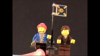 The story of Jonah (as told with LEGOS)