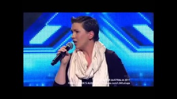 Breast Cancer Fighter Wows X Factor Australia