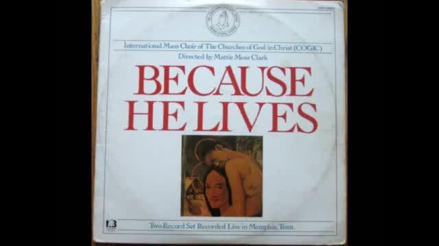 Call on the lord. cogic mass choir 1980