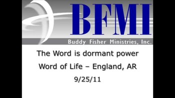The Word is dormant power