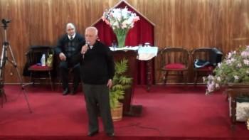 Estorbar la obra de Dios no es de sabios. Pastor Walter Garcia. 25-09-2011