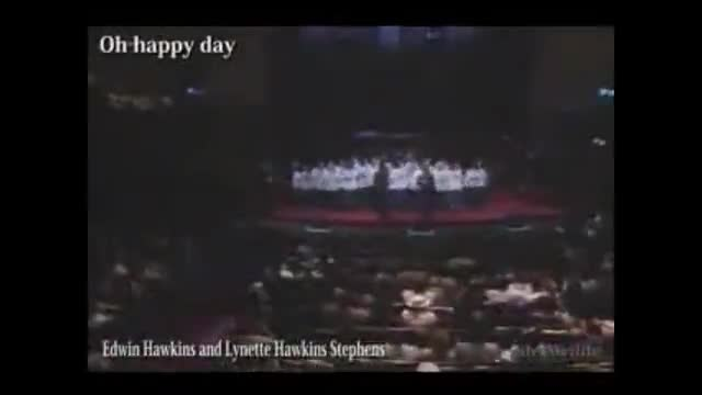 OH HAPPY DAY - EDWIN  AND LYNETTE HAWKINS   1979