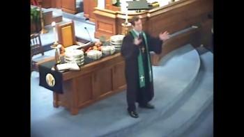 Sermon September 25th, 2011