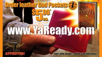 The God Pocket at YaReady.com ORDER NOW!