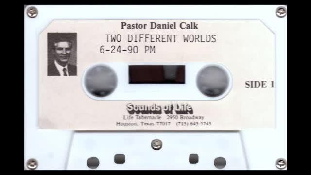 Two Different Worlds - Daniel Calk