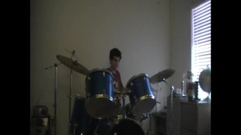 Skillet Energy drum cover