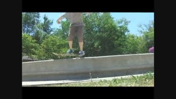 Light a skateboard film