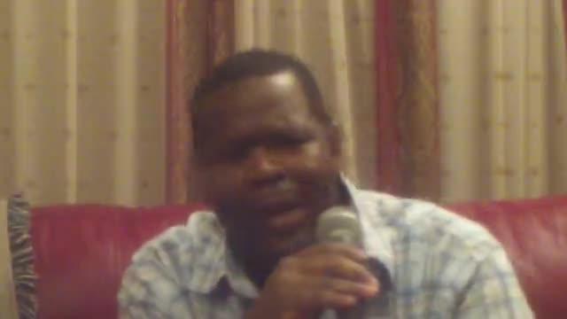 Warren G - lead singer Rapture 7
