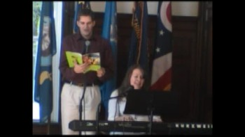 """Under His Wings"" performed by Timothy & Bethany Deem"