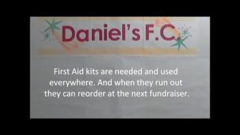 Daniel's Fundraising Campaign