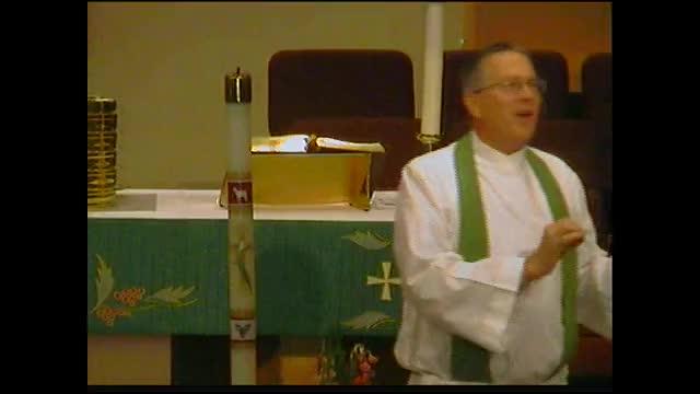 Ascension Lutheran Church Tucson Sermon