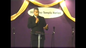 Clip 20 - Apostle T. Allen Stringer ''Doing The Incredible - The Last Mile To Your Victory'' (Clip 1)