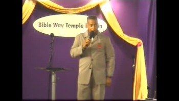 Clip 21- Apostle T. Allen Stringer ''The Things You Can Do'' (Clip 2)