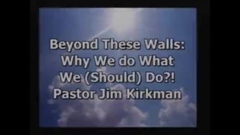 Beyond These Walls: Why We Do What We (Should) Do?!