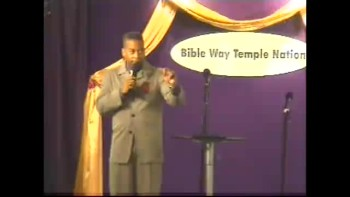 Clip 22- Apostle T. Allen Stringer ''The Things You Can Do'' (Clip 1)