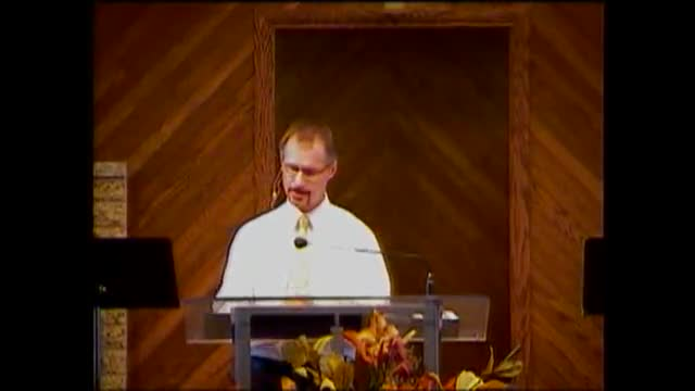 Pastor Loren Guenther Part-1
