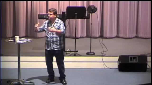Becoming a Spiritual Giant - Ephesians 5:15-21