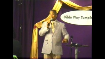 Clip 23 - Apostle T. Allen Stringer ''Paralysis of Only Knowing Jesus'' (Clip2)