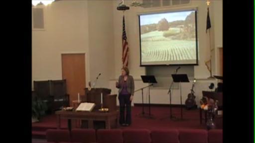 October 16, 2011 - Matthew 9:35-38