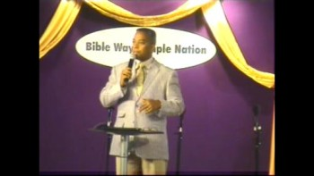 Clip 24 - Apostle T. Allen Stringer ''Paralyis Of Only Knowing Jesus'' (Clip 1)