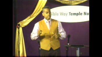 Clip 25 - Apostle T. Allen Stringer ''In Search of God'' (Clip 2)
